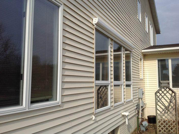Wind And Solar Screens In Grand Rapids